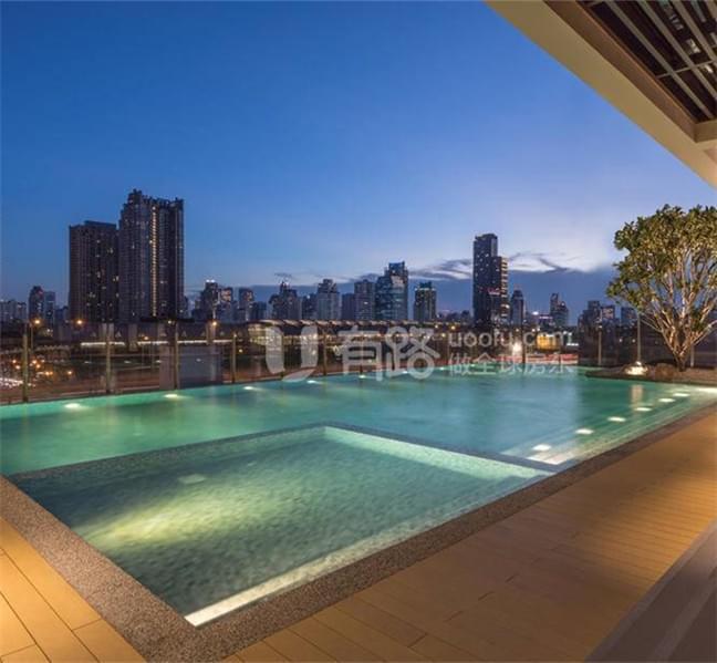 曼谷核心地段 送家具家电免过户费
