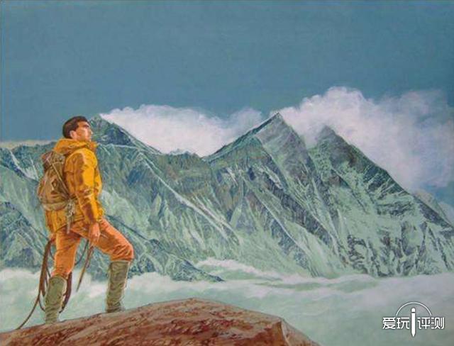 孤独登山者的数千次死亡 独立精品《蔚蓝山岭》评测
