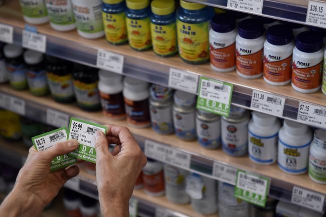 补给过量维生素促使早死? 饮食应多样化