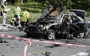乌克兰官员汽车爆炸中身亡