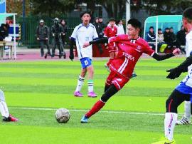 第28届市长杯校园足球联赛高中男子甲组级落幕