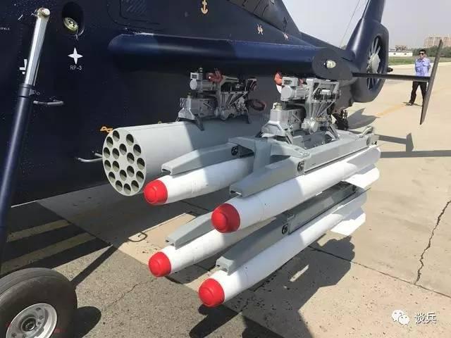 中国出口型武直19E首飞成功:最大特色设计之一竟是它