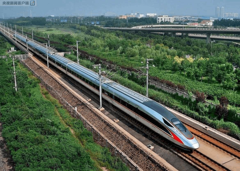 """中铁总:复兴号将推出国内""""最快跨城快递 """""""