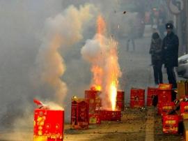 加强安全监管 重庆确保燃放烟花爆竹安全有序
