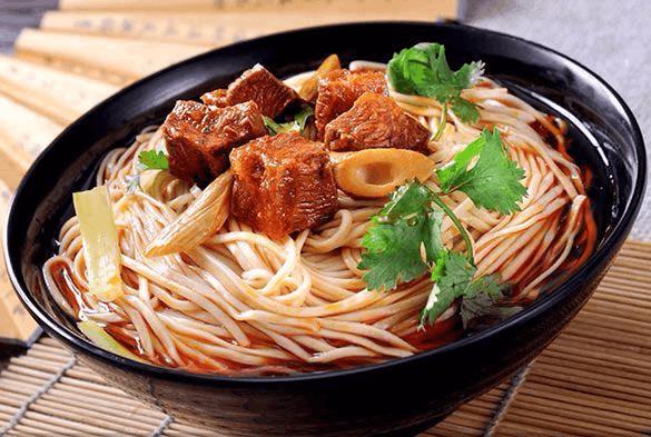 中国最为出名的六款面你吃过几种
