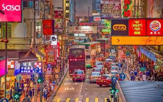 """免费!火爆Ins的9个香港""""打卡圣地"""""""