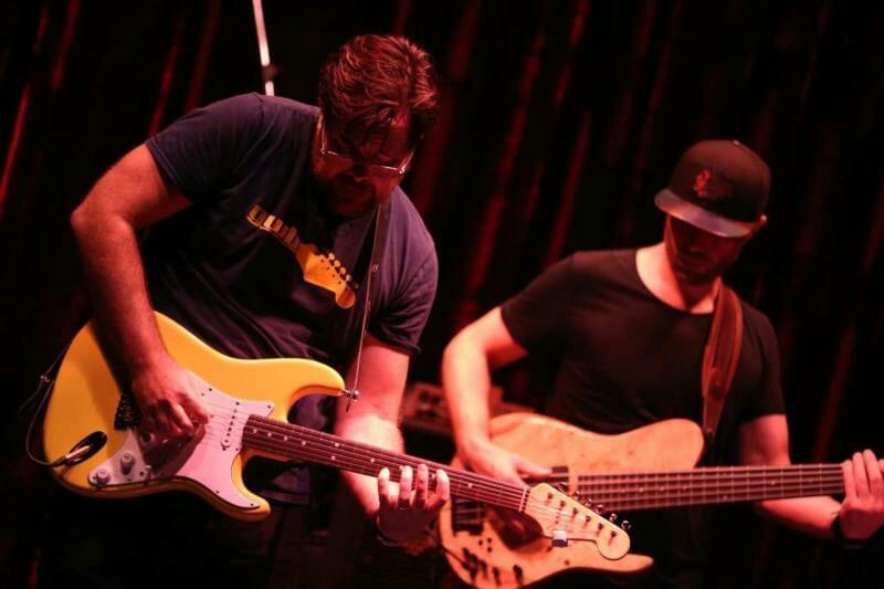 加拿大明星爵士乐队Galen Weston Band中国巡演