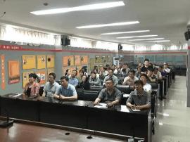 平陆县委统战部组织全体党员干部接受廉政教育
