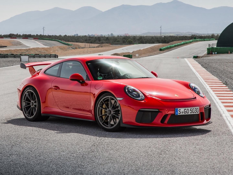 新款911 GT3纽北圈速公布