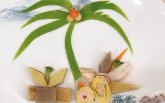 """特色又美味 国宴上的""""椰风海韵"""""""