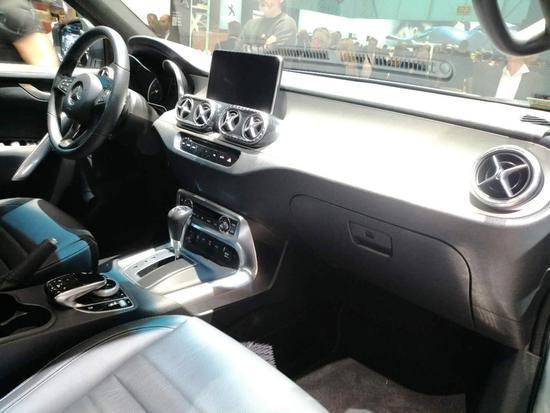 动力提升/通过性更强 奔驰X 350d 4MATIC发布