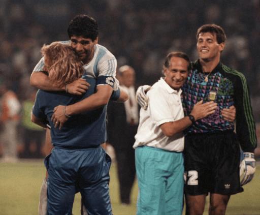 老马封神的90世界杯,巴西被阿根廷下药,却没胆向FIFA告状