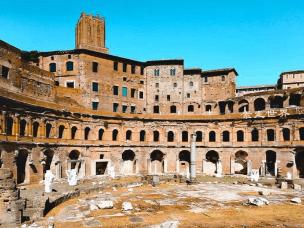 佛系旅行到罗马,看看第一批佛系旅行博主如何诠释