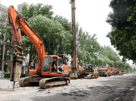 注意!7月15日至11月15日龙堡街封闭施工
