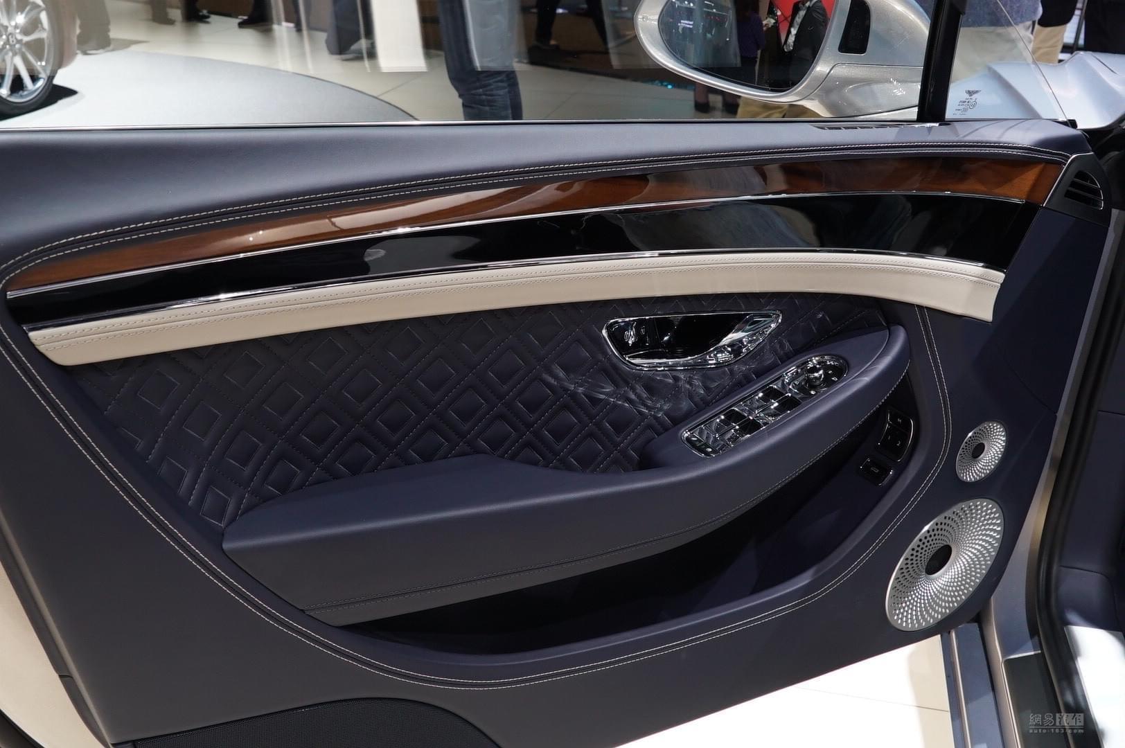 丑是你不买的理由? 全新欧陆GT车展发布