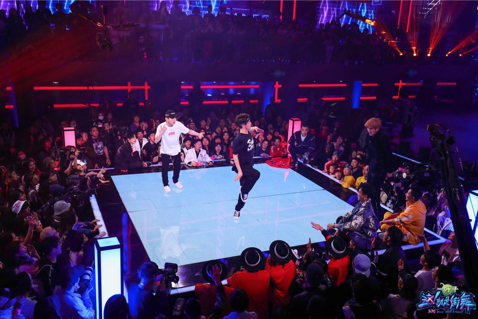 《这就是街舞》谁将挑战冠军 街舞狂欢开启新篇章