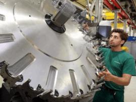 德国工业联合会预测该国2017年制造业生产增长3%