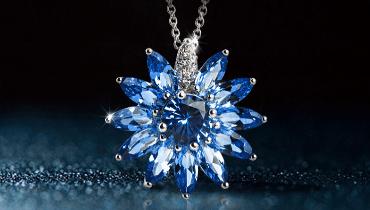如何分辨水晶和玻璃?选购水晶首饰四诀窍