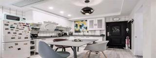 50㎡北欧风格装修效果图,单身公寓这样设计!
