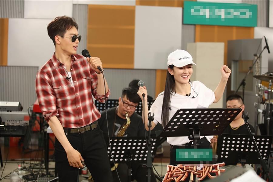 高云翔:如果演艺圈只有一个朋友,一定是谢娜