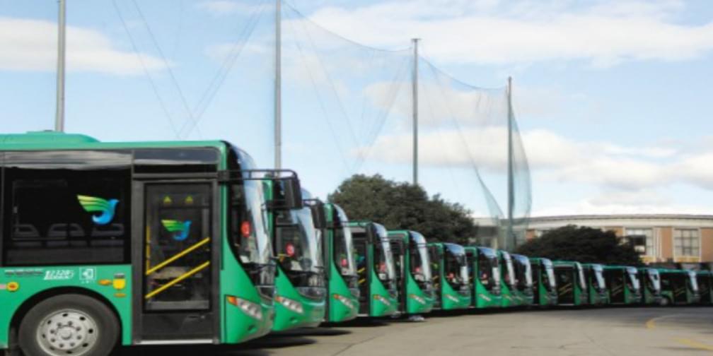 5分钟一班 公交集团承诺实现这六个小目标