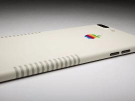 ColorWare带来复古特别版iPhone7 Plus,你喜欢吗
