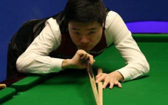 斯诺克中国公开赛:丁俊晖绝地重生'火箭'告别