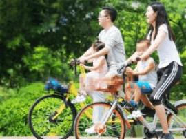 共享单车儿童座椅网上热卖 出现事故需用户负责