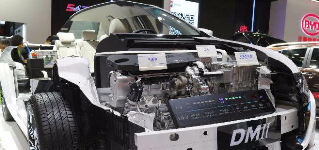 补贴生变比亚迪业绩下滑20% 动力电池欲分拆上市