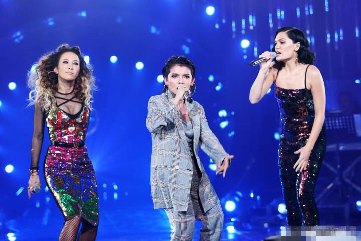《歌手2》Jessie J携李玟改编《Bang Bang》获赞201晴隆县人民政府网3港姐冠军