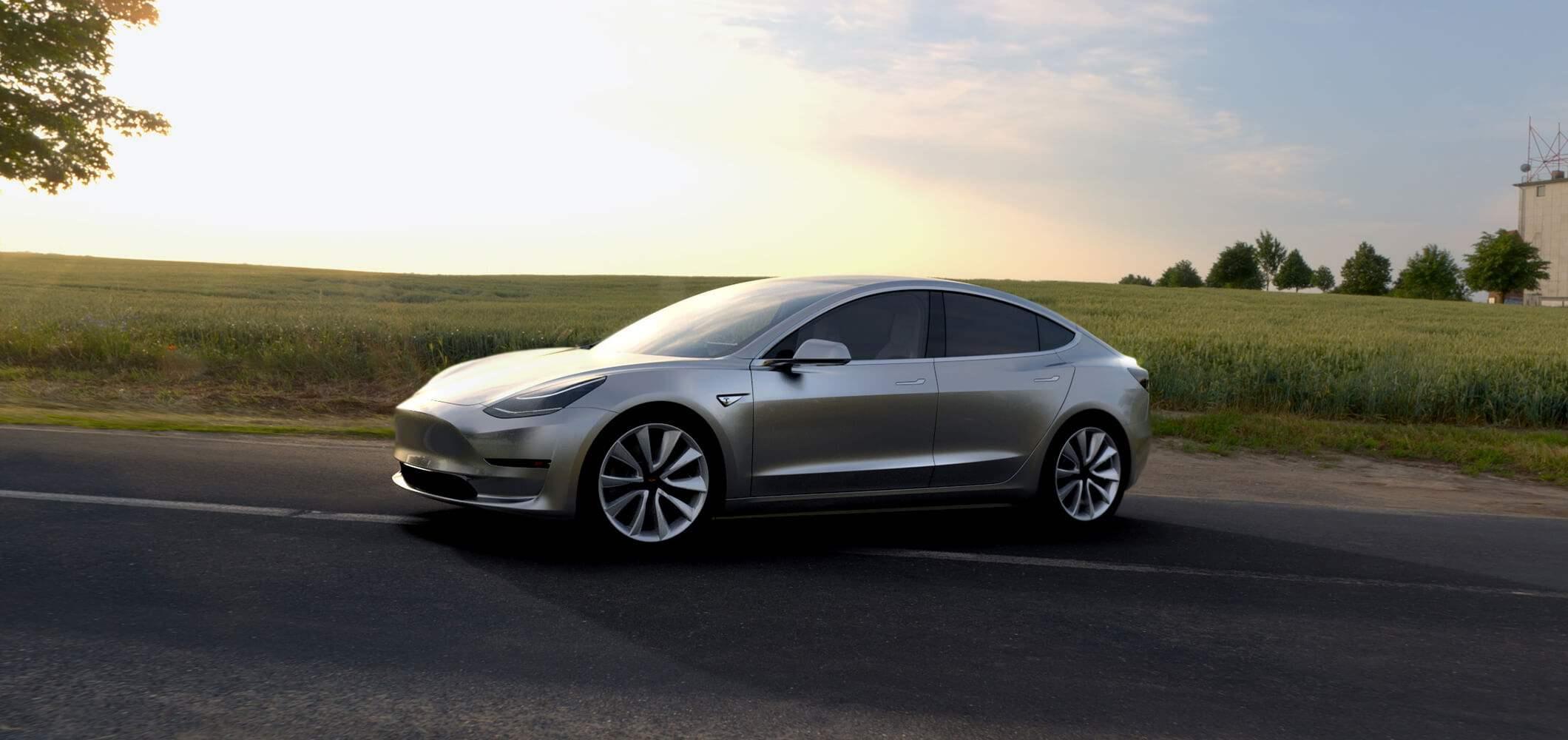 超6万人取消Model 3预订 马斯克很淡定