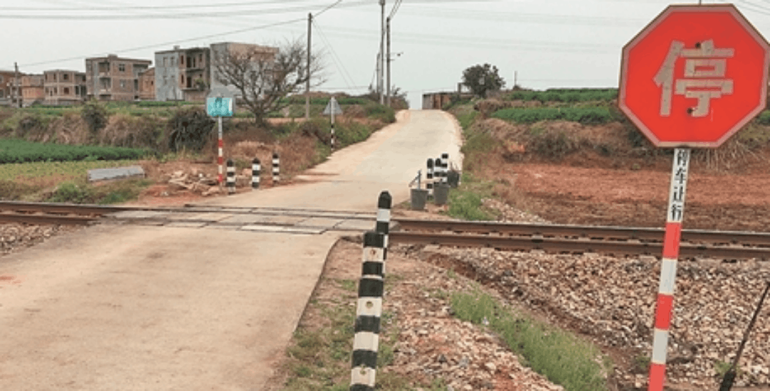 小车与火车相撞 小车上两人遇难 一人受伤