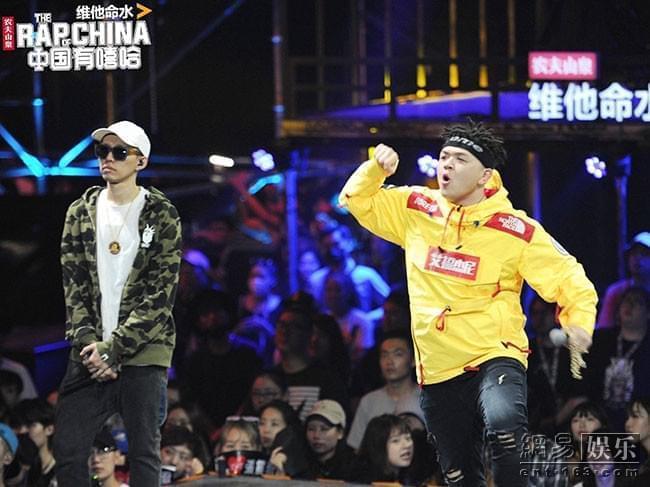 《中国有嘻哈》六强诞生 潘玮柏痛失大将