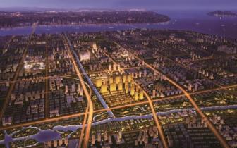 市区融合,编织一张立体交通大网