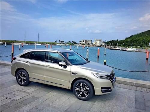 实力奠定不凡 UR-V塑造大五座SUV标杆