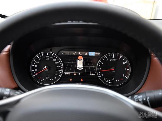 内饰是亮点 全新紧凑级SUV中华V6今晚上市