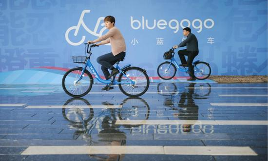 号称最好骑的小蓝单车要死了,还是因为融不到钱