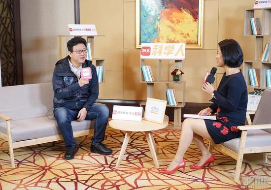 丁磊:希望未来科学大奖能办100年