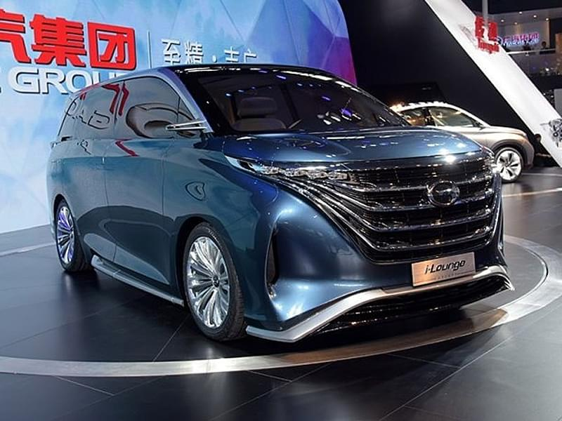 售XXXXX-XX万元 广汽传祺GM8正式上市