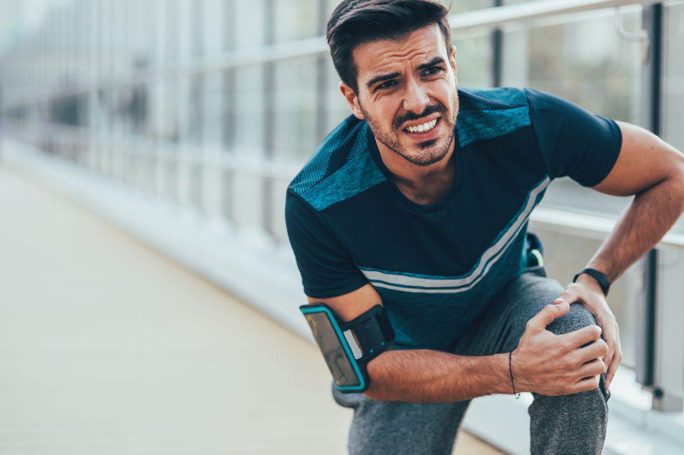 预防应力性骨折 需多补钙合理延长跑距