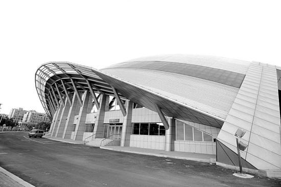 铁西体育馆外景