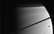 土星家族玩转几何美学