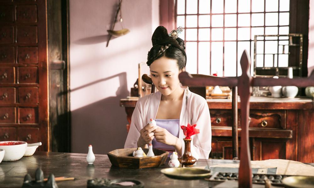 杜沁怡《十里桃花后传》新年新作获得开门红
