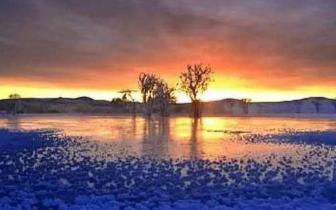 古诗文中唯美的冰雪世界 千奇万化