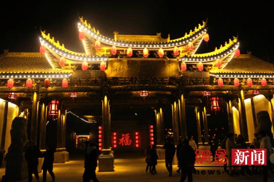 阜阳颍上县管仲老街入选2017全国优选旅游项目名录