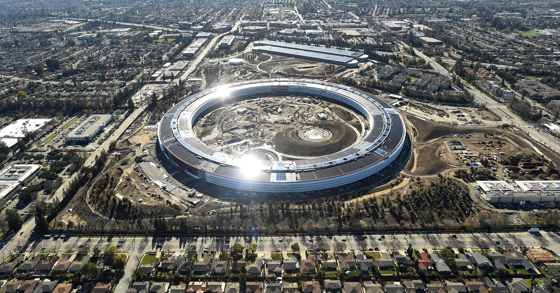 苹果市值全球第一,但成为亿万富翁的员工却很少