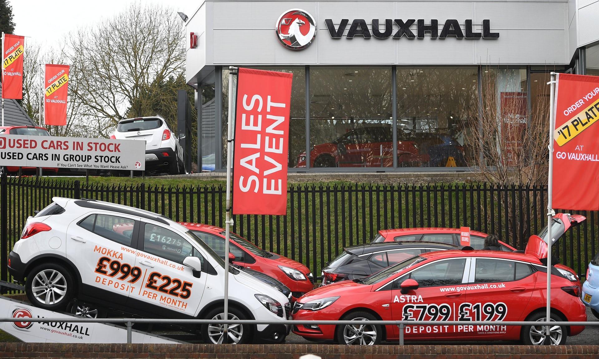 英国汽车产量跌13% 因担忧退欧和柴油车销量下滑
