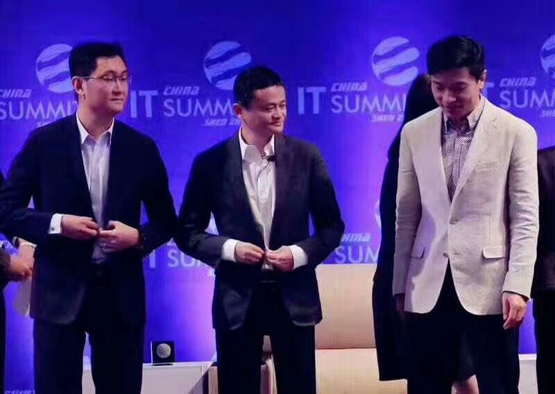 深圳幕后:李彦宏到来引发