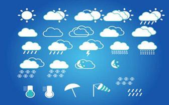 山西发布寒潮蓝色预警!最低气温将下降8℃以上