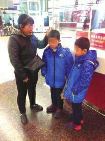 #韩国女子组合排名#九岁双胞胎为看宠物狗 偷家里两百多元买票回老家